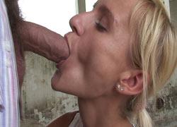 blow-job.pl - Justyna zarabia stówacza