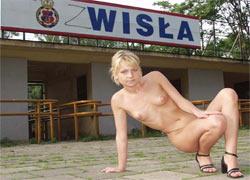 pornolia.pl - Wioletta - zagorzała fanka Wisły